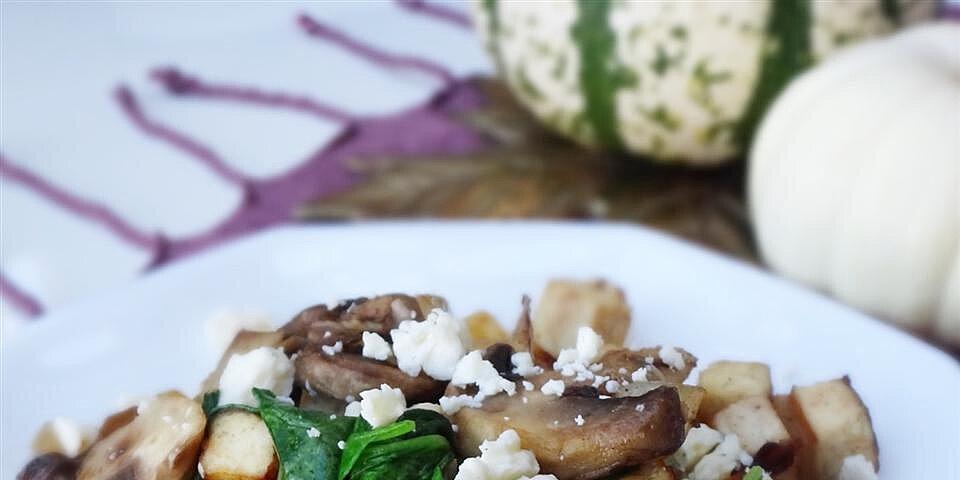 easy gorgonzola tofu scramble recipe easy gorgonzola tofu