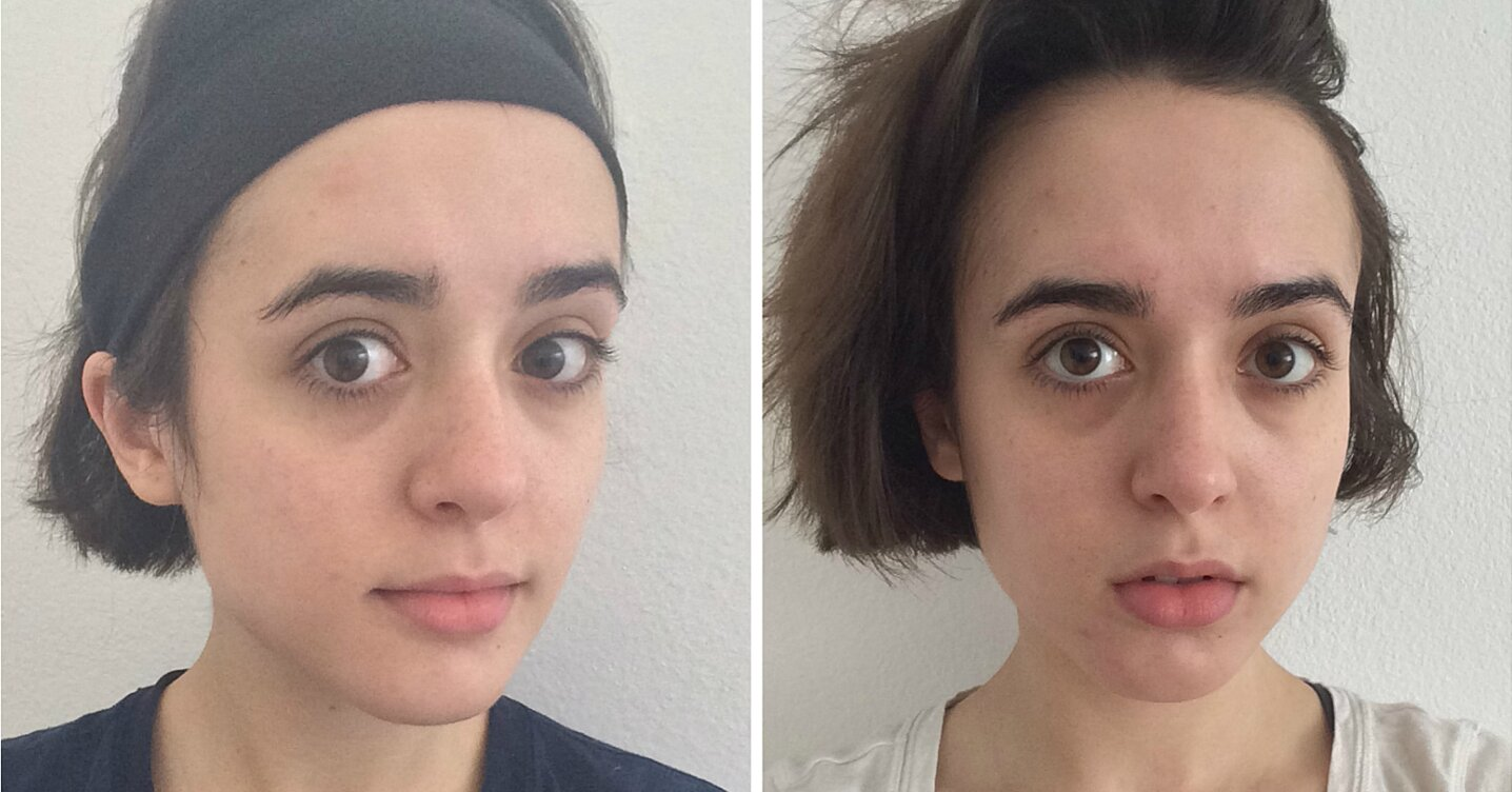 I Washed My Face With Coffee For A Week And The Results Were Not