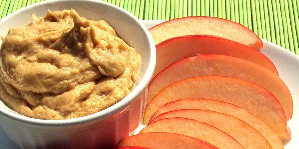 peanut butter yogurt dip recipe