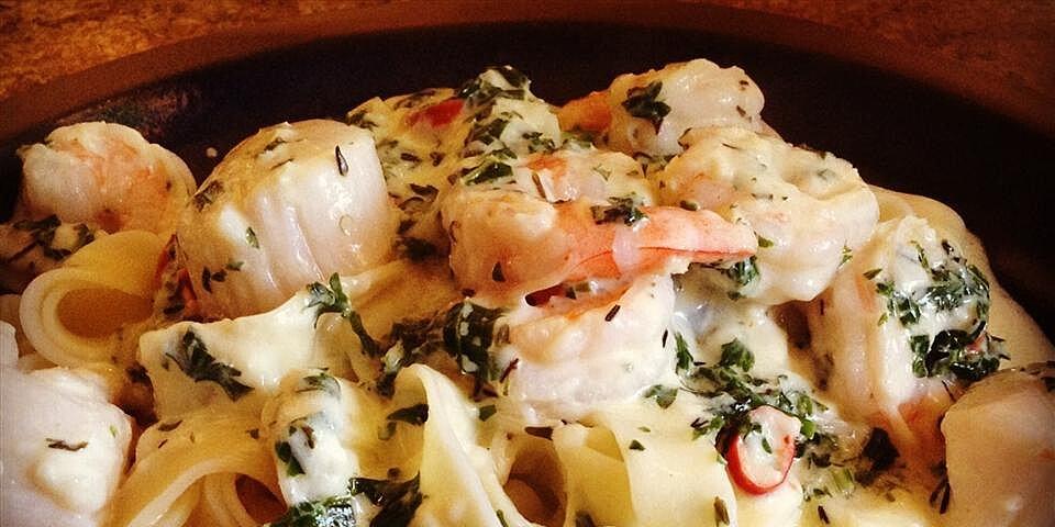 cajun seafood pasta recipe