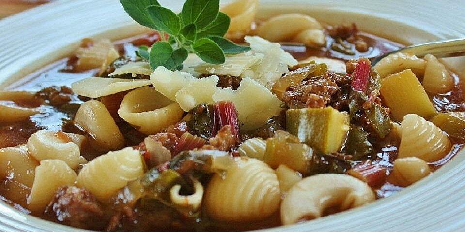best italian sausage soup recipe