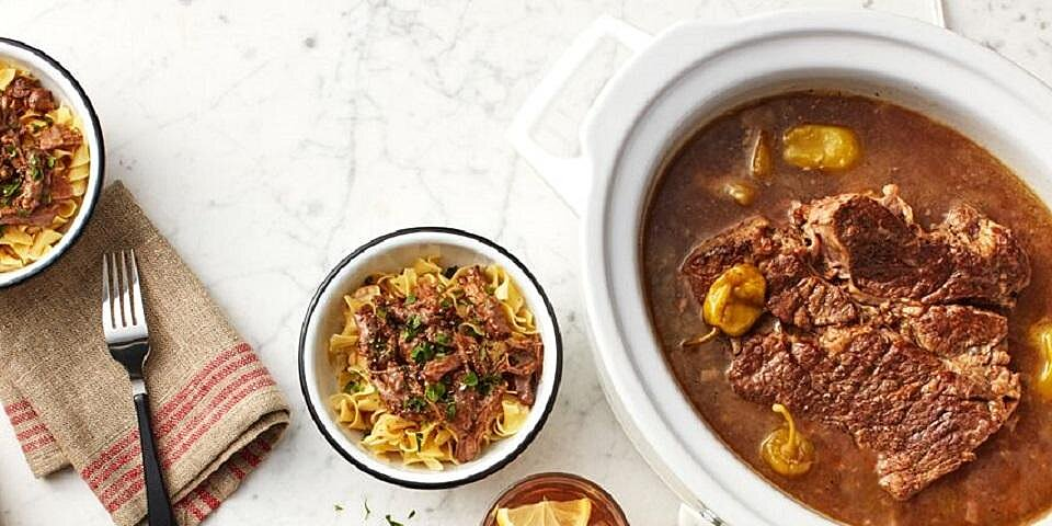 instant pot mississippi roast