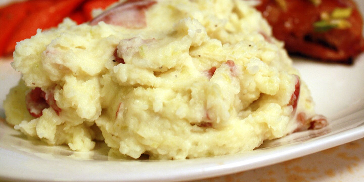 suzys mashed red potatoes recipe