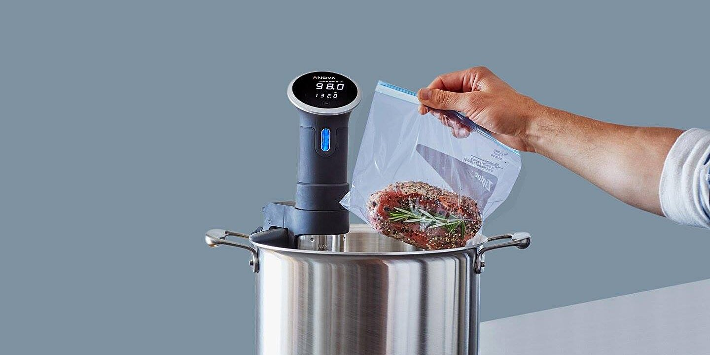 FOOD:  SOUS VIDE!  SO GOOD!! cover image