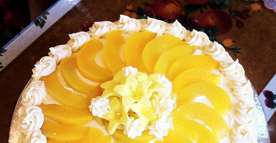 Magnificent Chiffon Cake Allrecipes Funny Birthday Cards Online Inifodamsfinfo