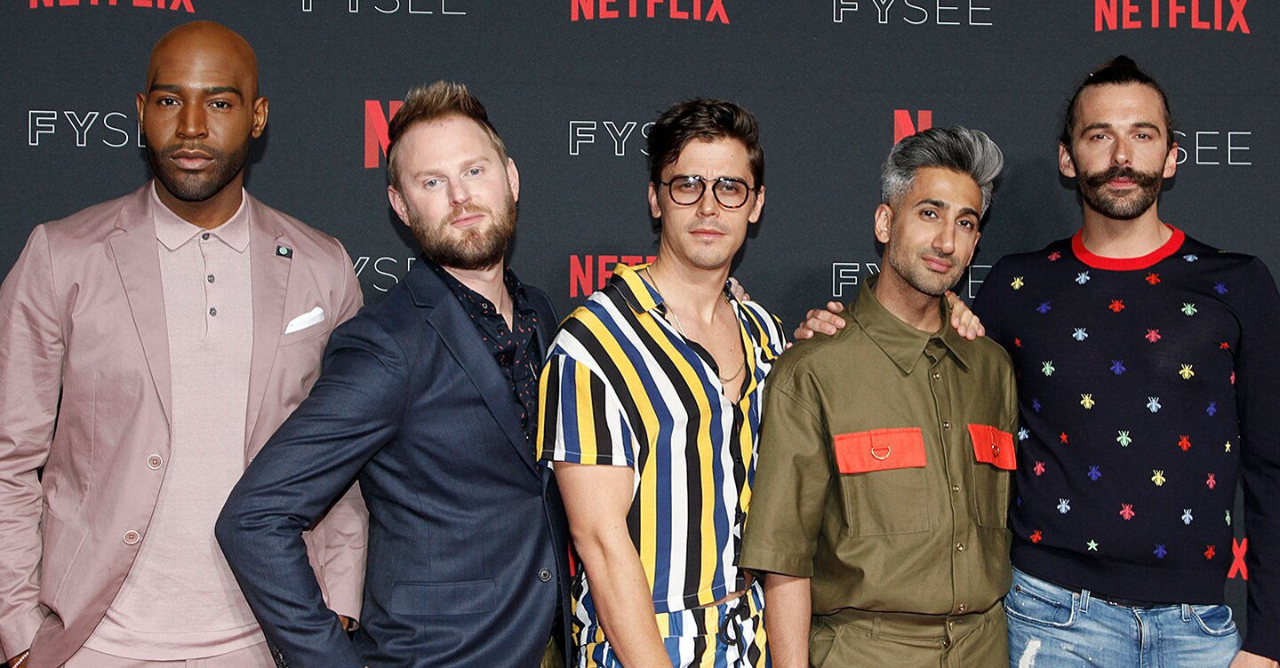 Netflix Renews Queer Eye for Seasons 4 and 5 | PEOPLE.com