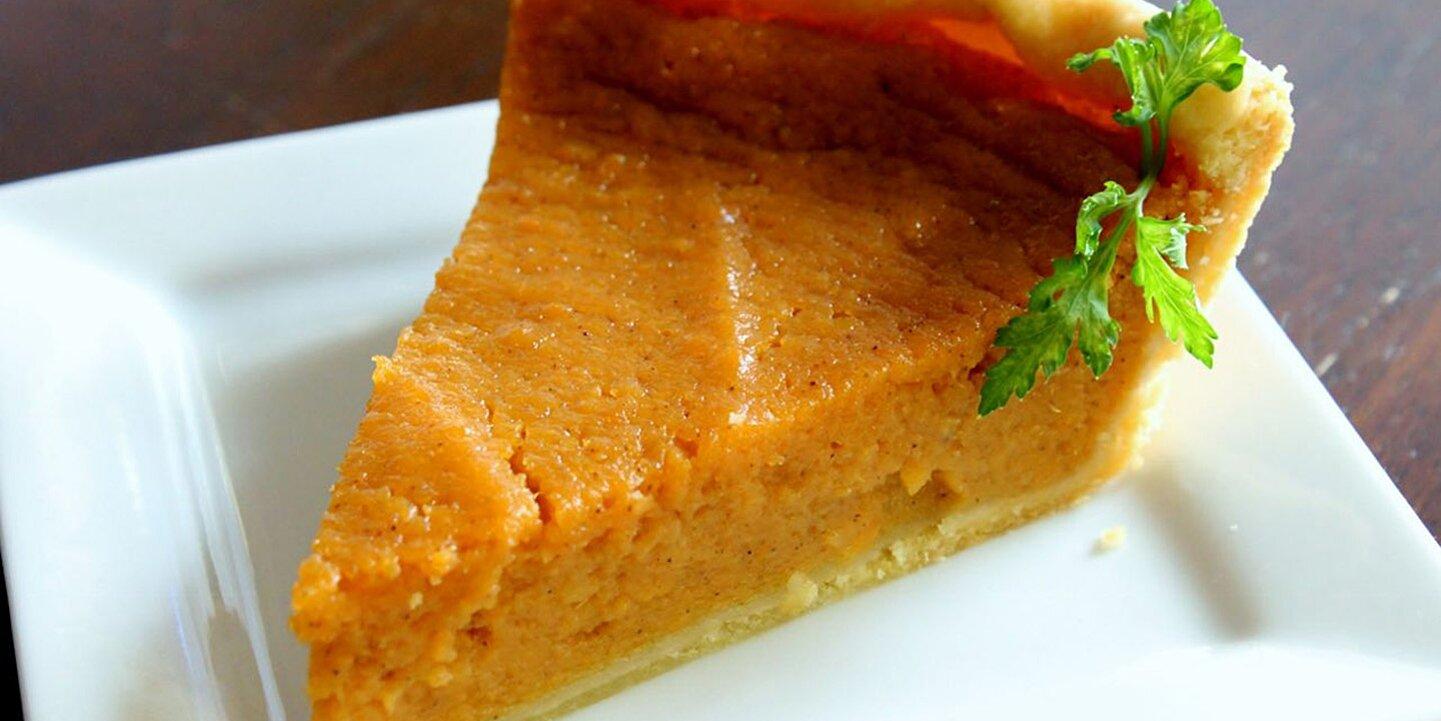 sweet potato pie vii recipe
