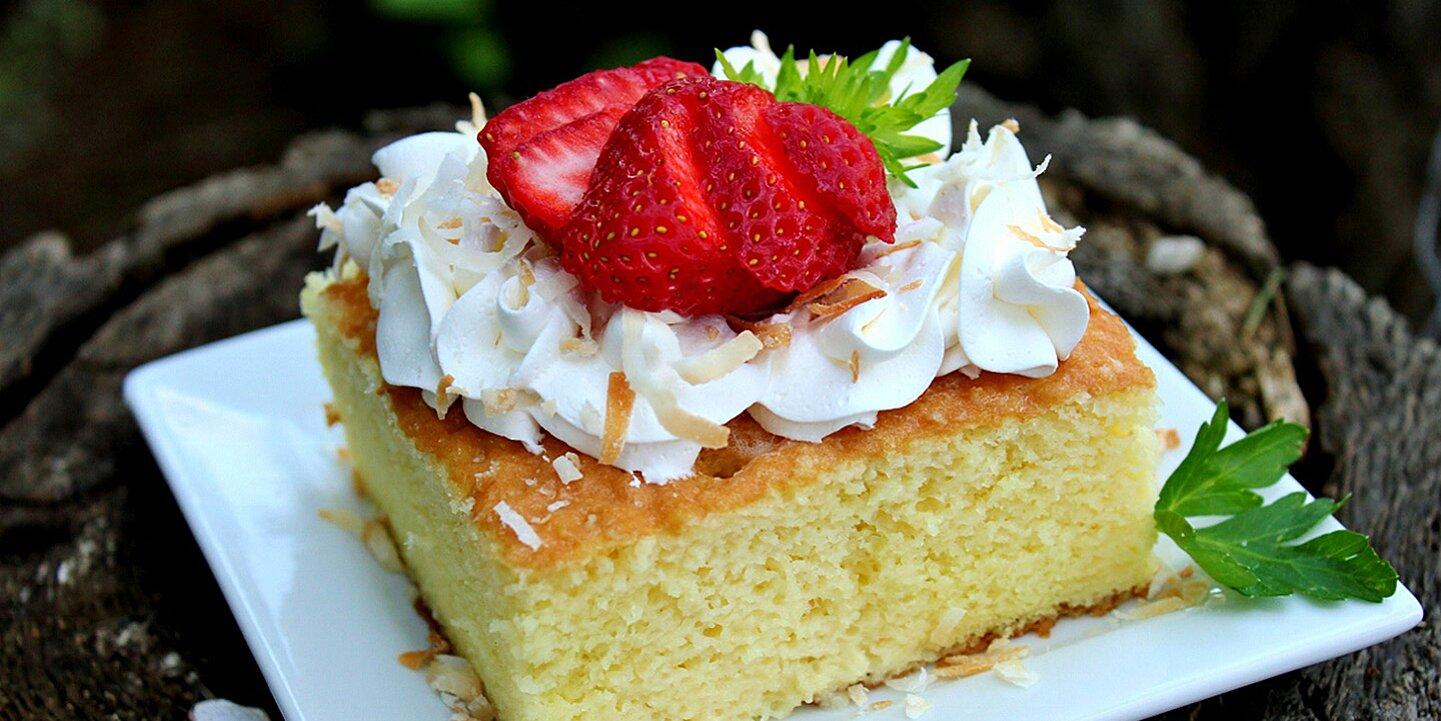 pastel de tres leches three milk cake recipe