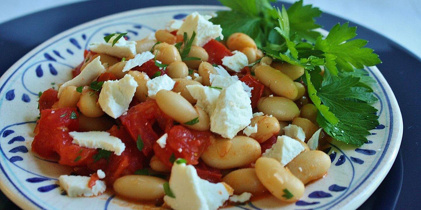tuscan bean goppel recipe side dish