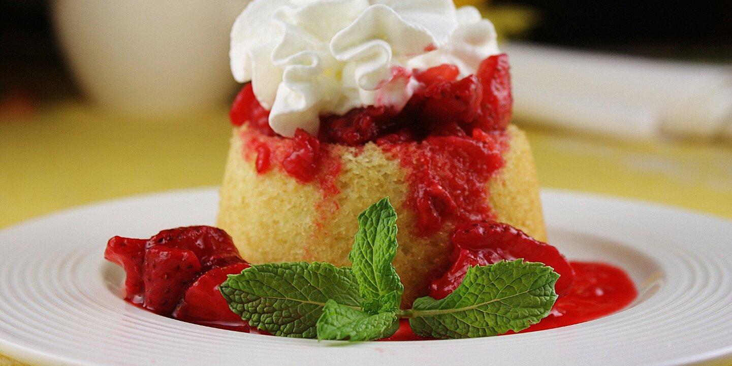 hot milk sponge cake i recipe