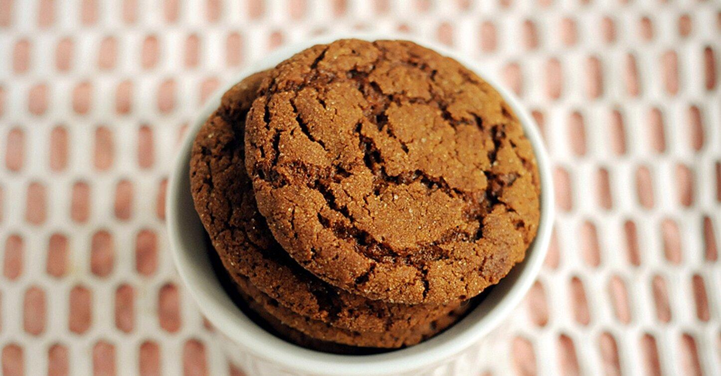 Big Soft Ginger Cookies Allrecipes