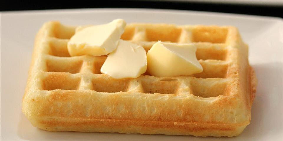 gluten free overnight yeasted waffles recipe