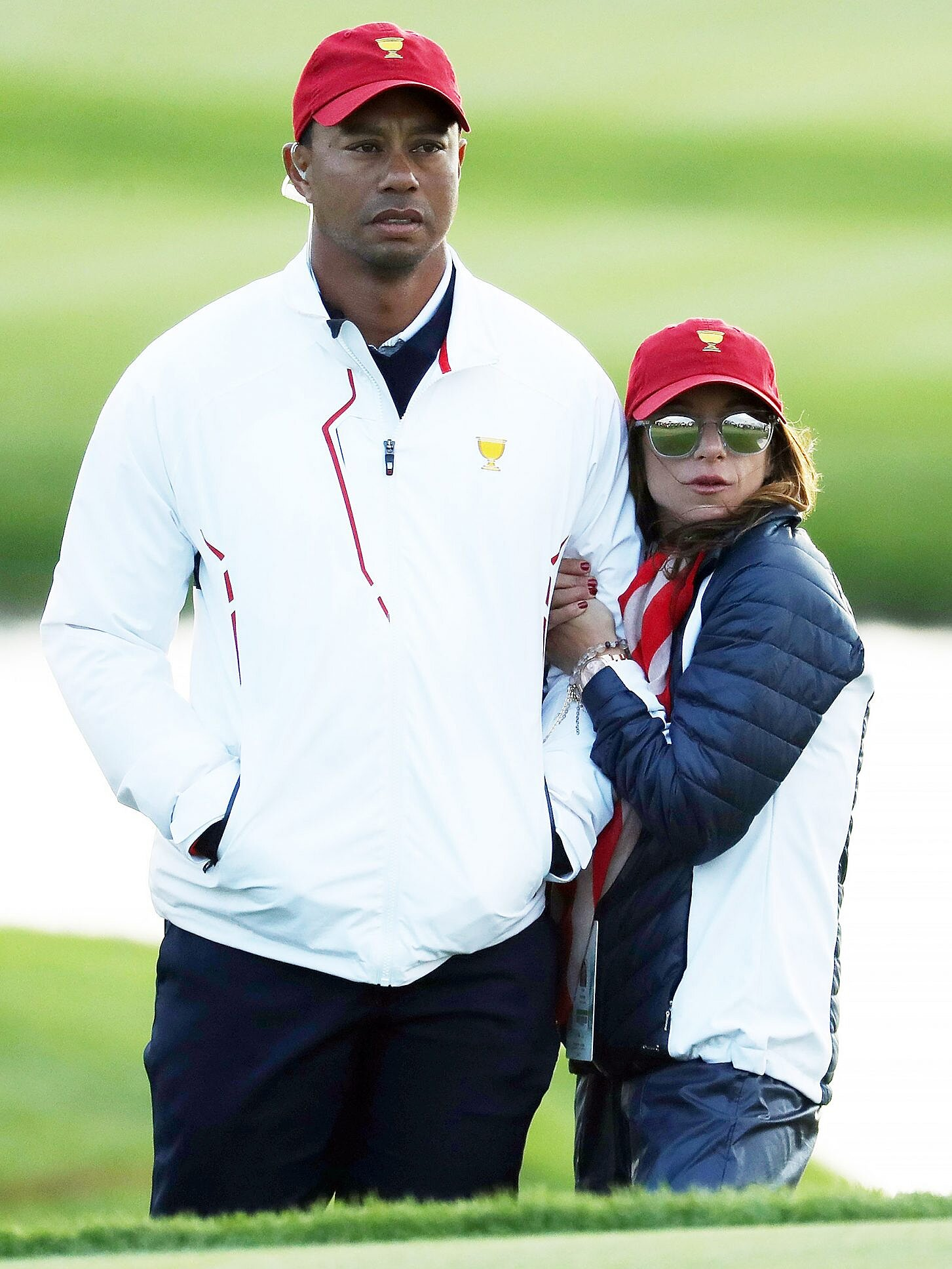 Is tiger today who dating Tiger Woods'