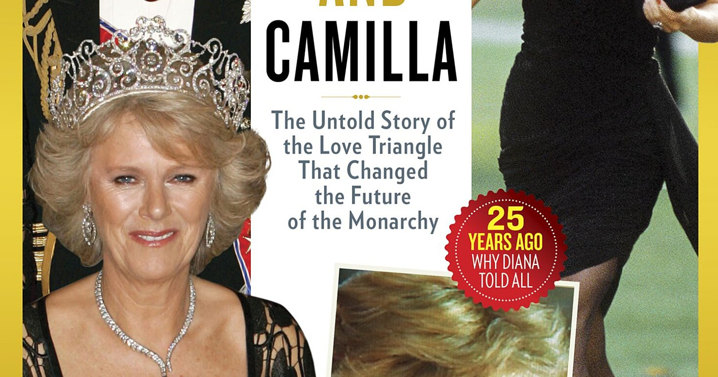 Diana, Charles, and Camilla: The Untold Story — New PEOPLE Special Edition Out Now!