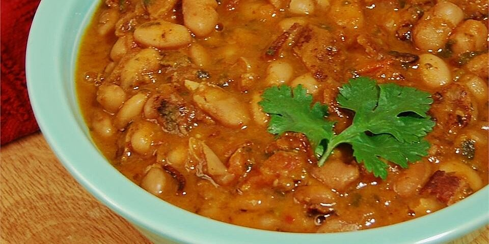 pinto beans with mexican style seasonings recipe