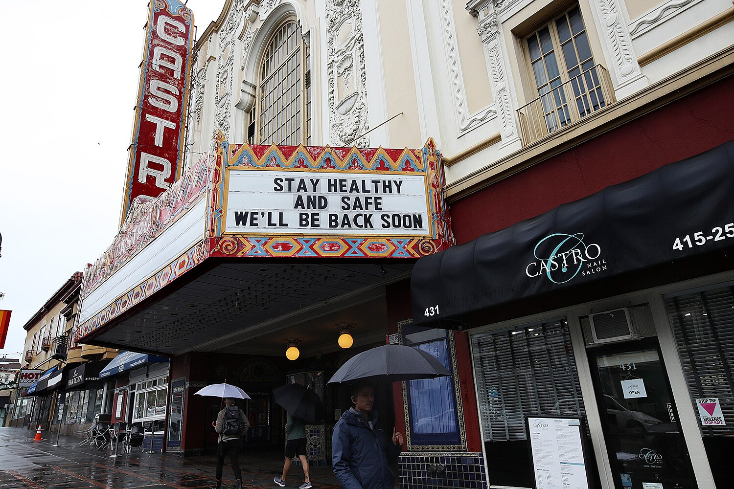 Study Claims 70% of Moviegoers Would Rather Watch Movies at Home ...