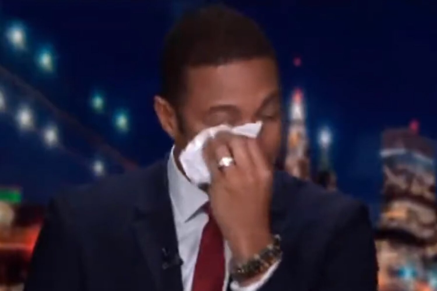 Don Lemon Cries Discussing Friend Chris Cuomo's Coronavirus ...