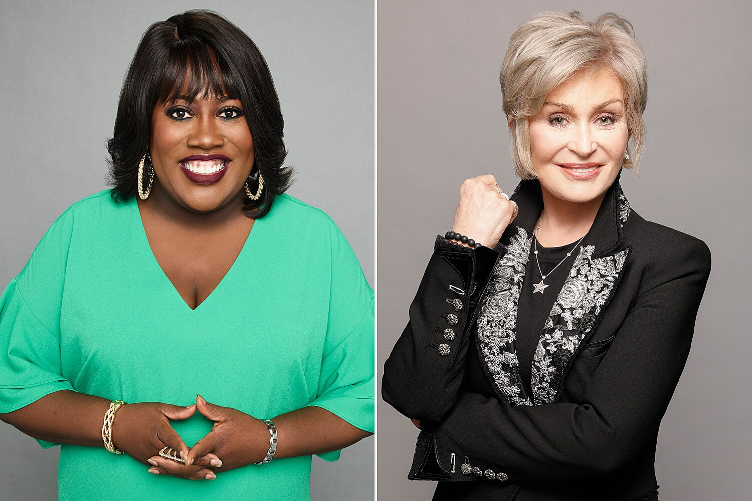 Sheryl Underwood On Exchange With Sharon Osbourne About Piers Morgan People Com