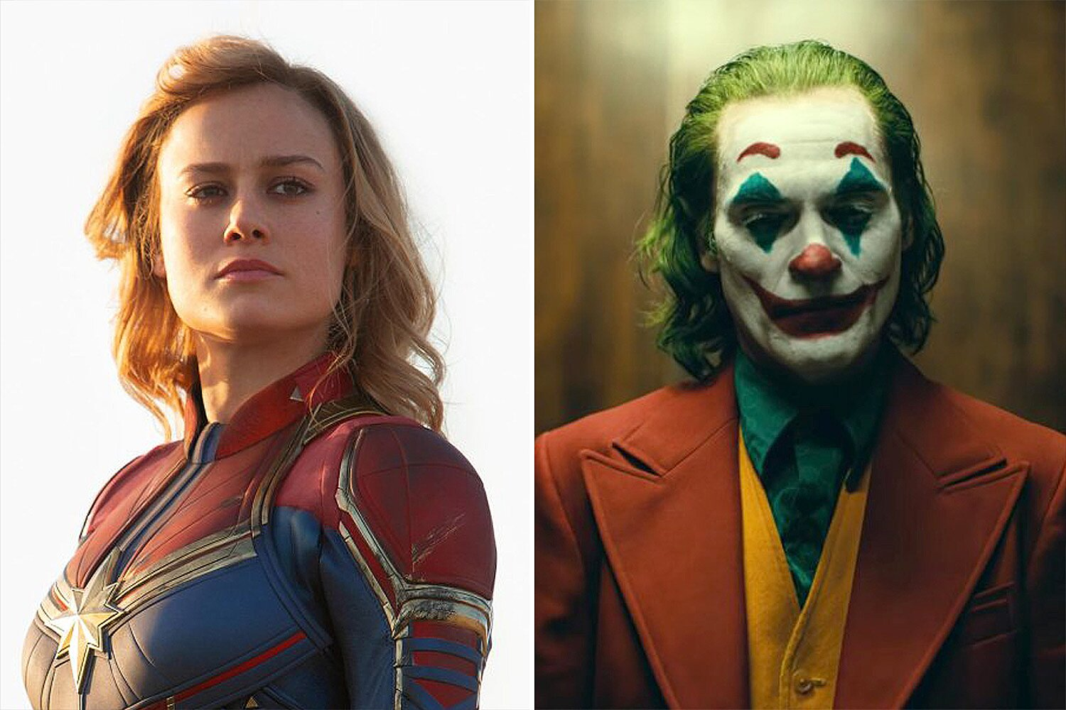 Top Movie Inspired Halloween Costumes Joker Captain Marvel More Ew Com Happy july 4th to all of mighty marveldom! top movie inspired halloween costumes
