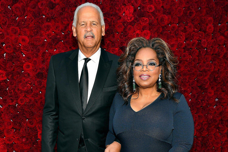Oprah i Stedman Graham