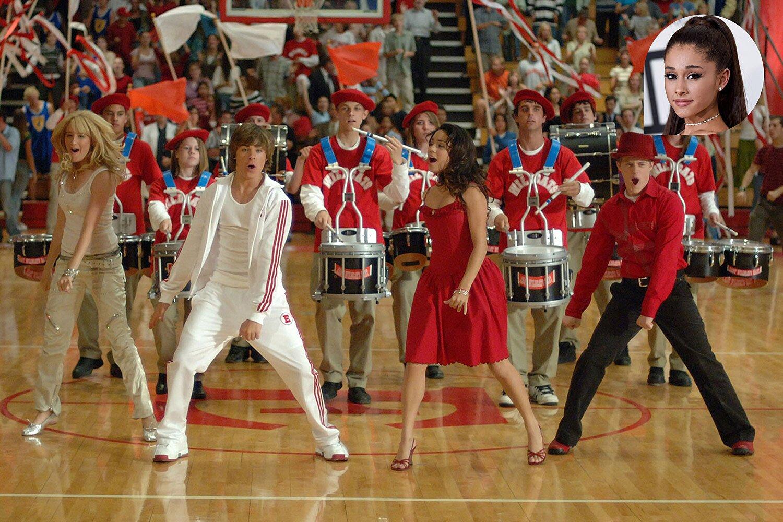 proteccion nacionalismo seguro  Ariana Grande, High School Musical cast join Disney Family Singalong  special | EW.com