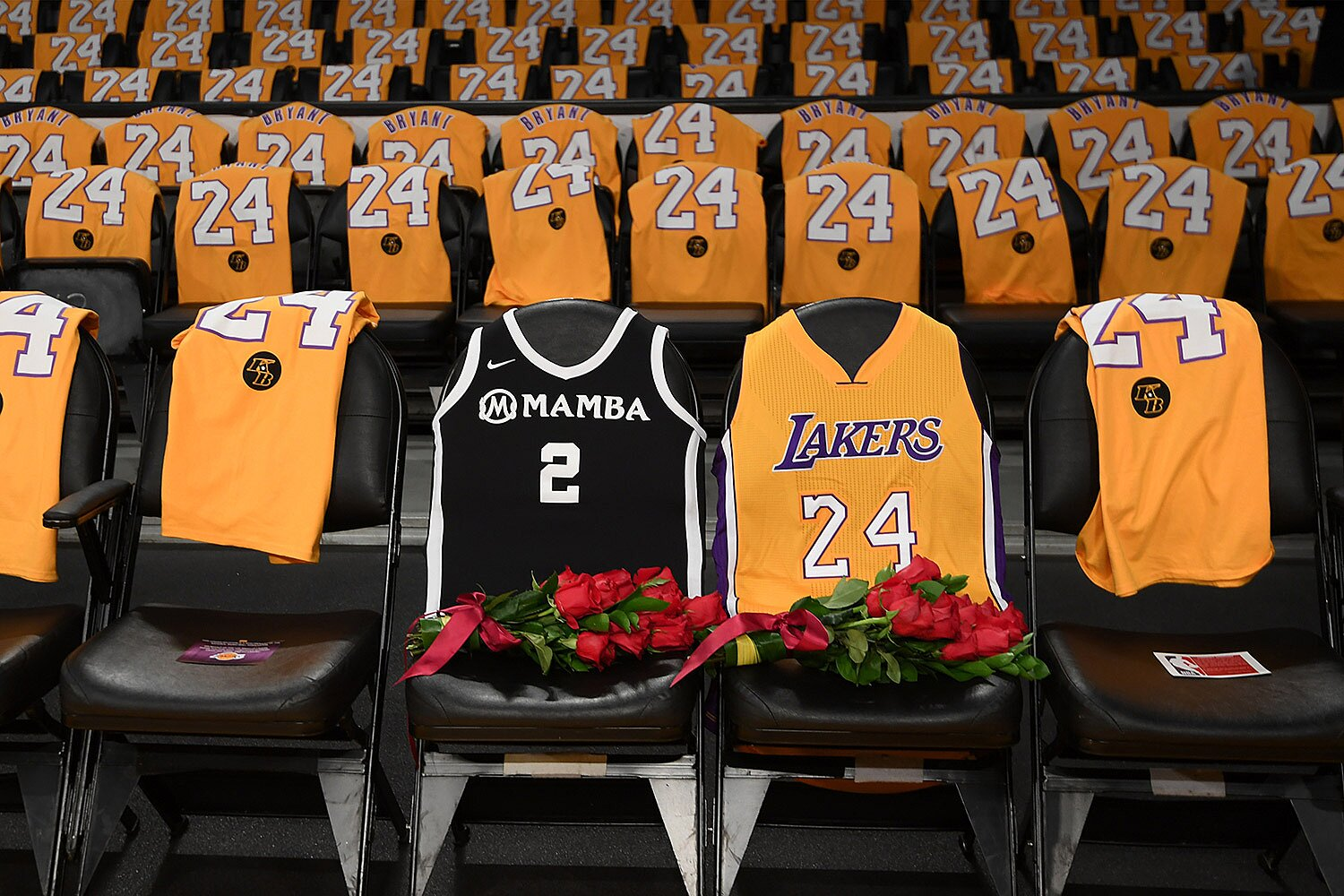 Why Kobe Bryant Changed Numbers, Meaning Behind No. 24 and No. 8 ...