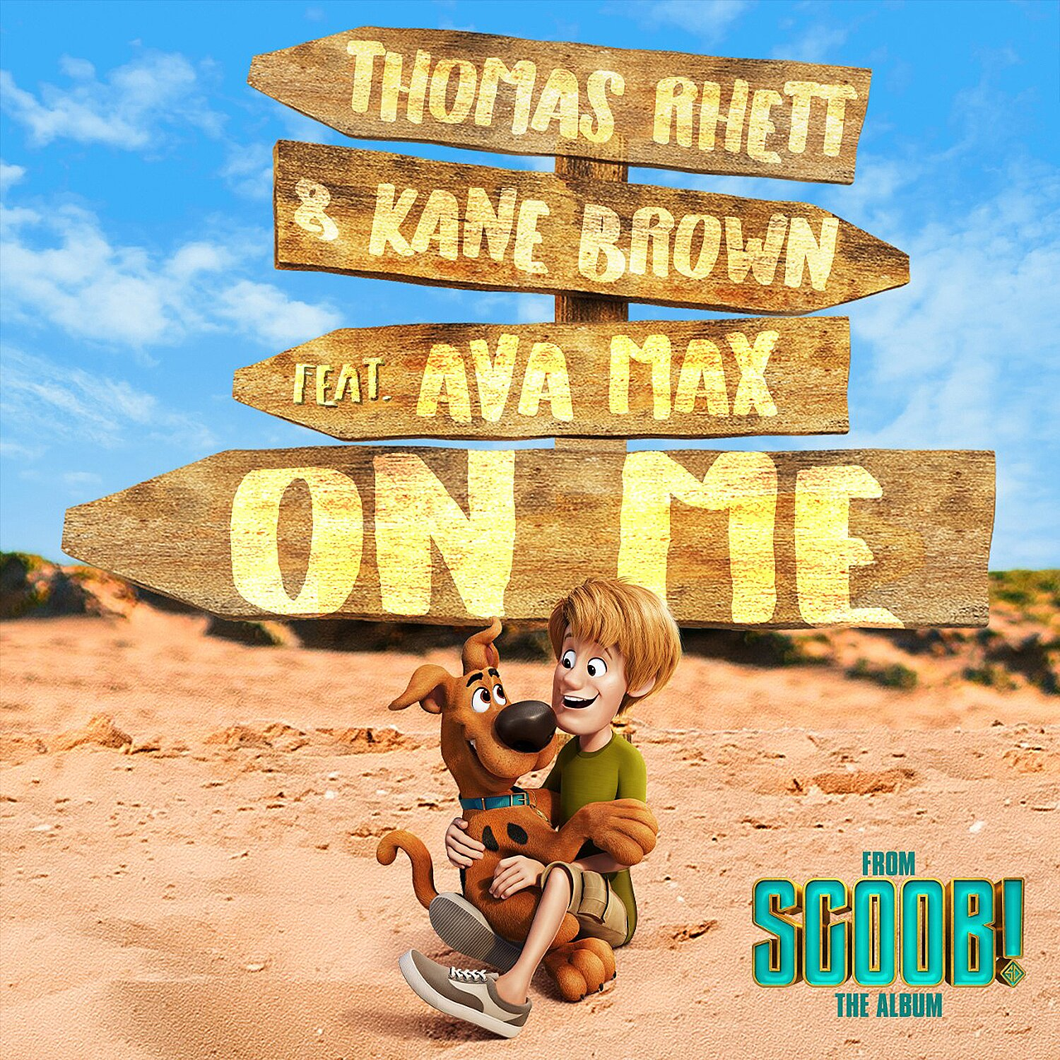 Thomas Rhett and Kane Brown Release New Country Collab for Scooby ...