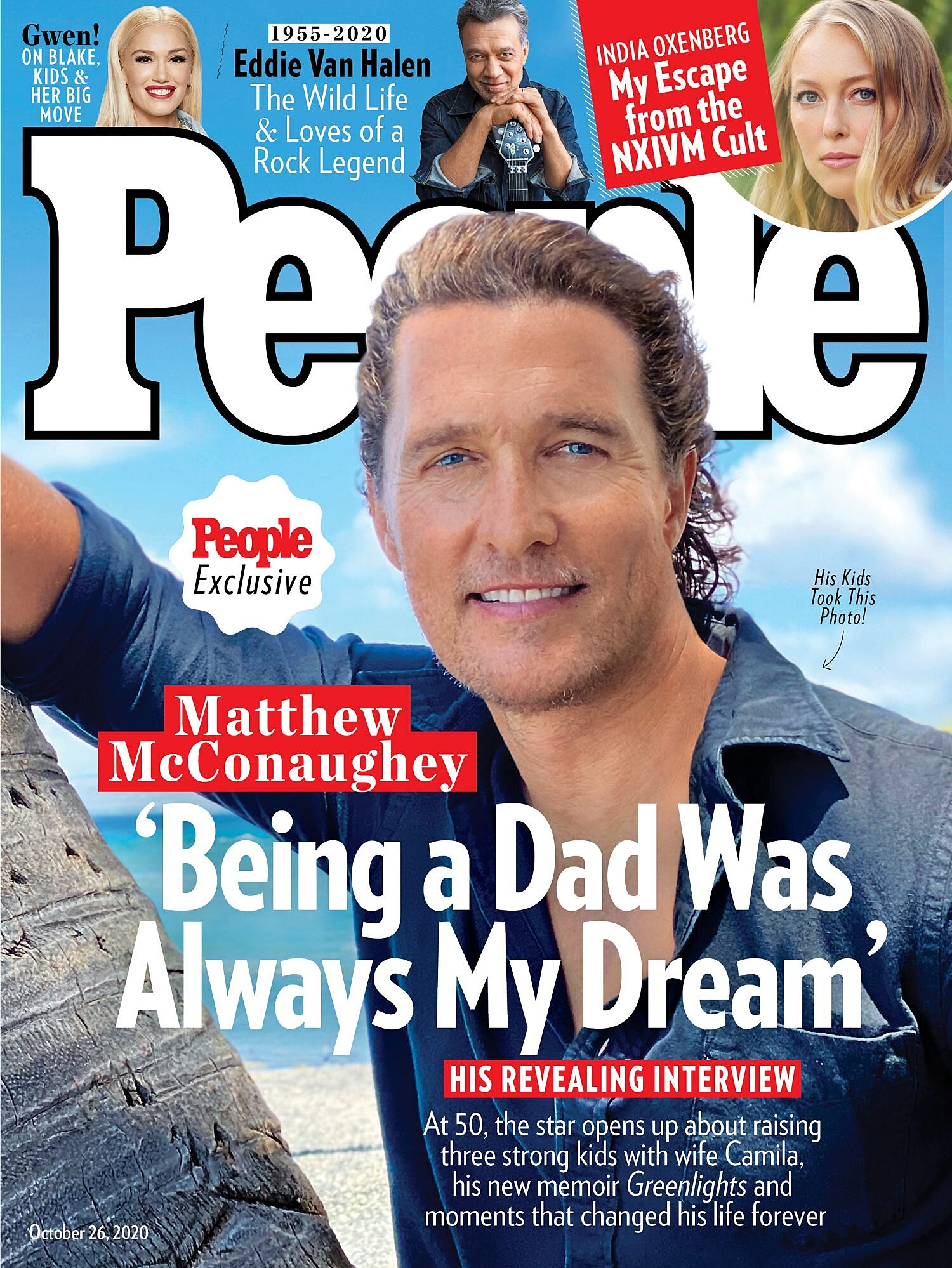 Matthew McConaughey on His Full Life with Wife Camila | PEOPLE.com