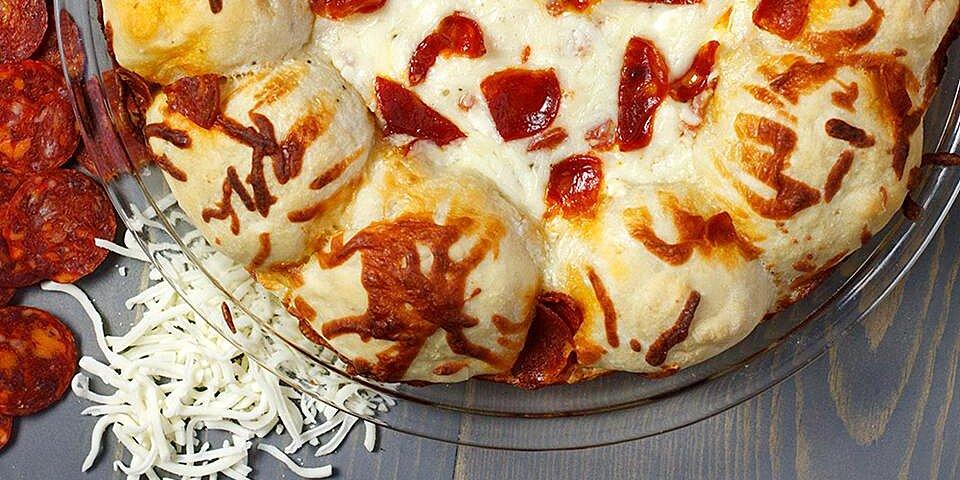 west virginia pepperoni roll dip