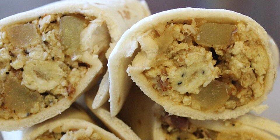 bacon potato and egg taco ole recipe