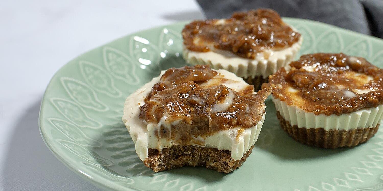 paleo cookie butter cheesecake bites recipe