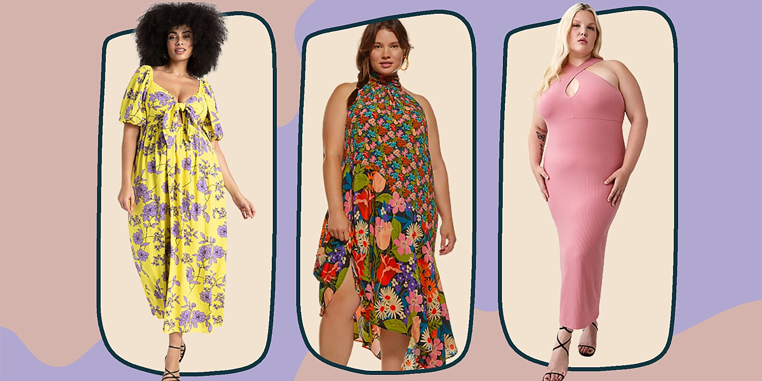 11 Plus-Size Wedding Guest Dresses You'll Want to Wear for Years