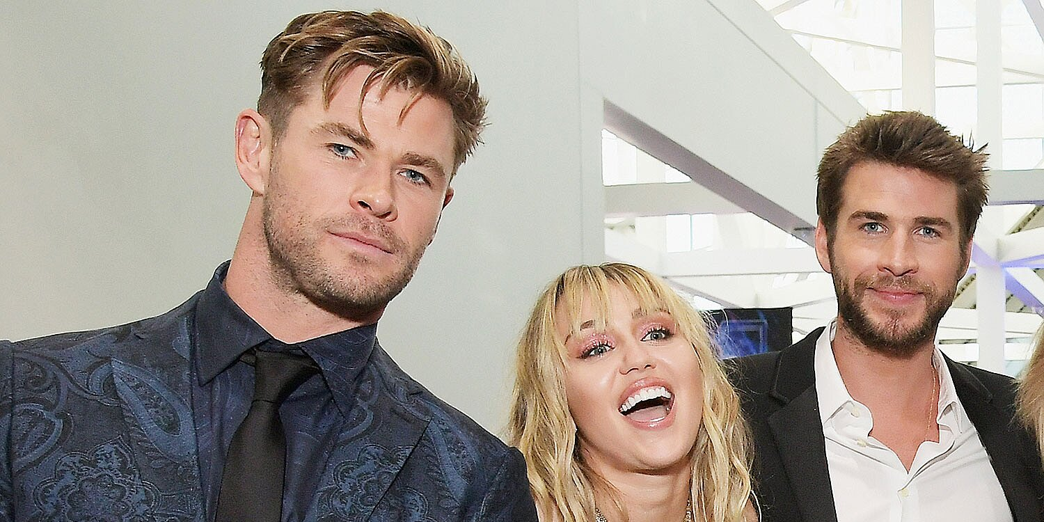 Chris Hemsworth Seemingly References Liam's Split from Miley Cyrus: 'We Got Him Out of Malibu'