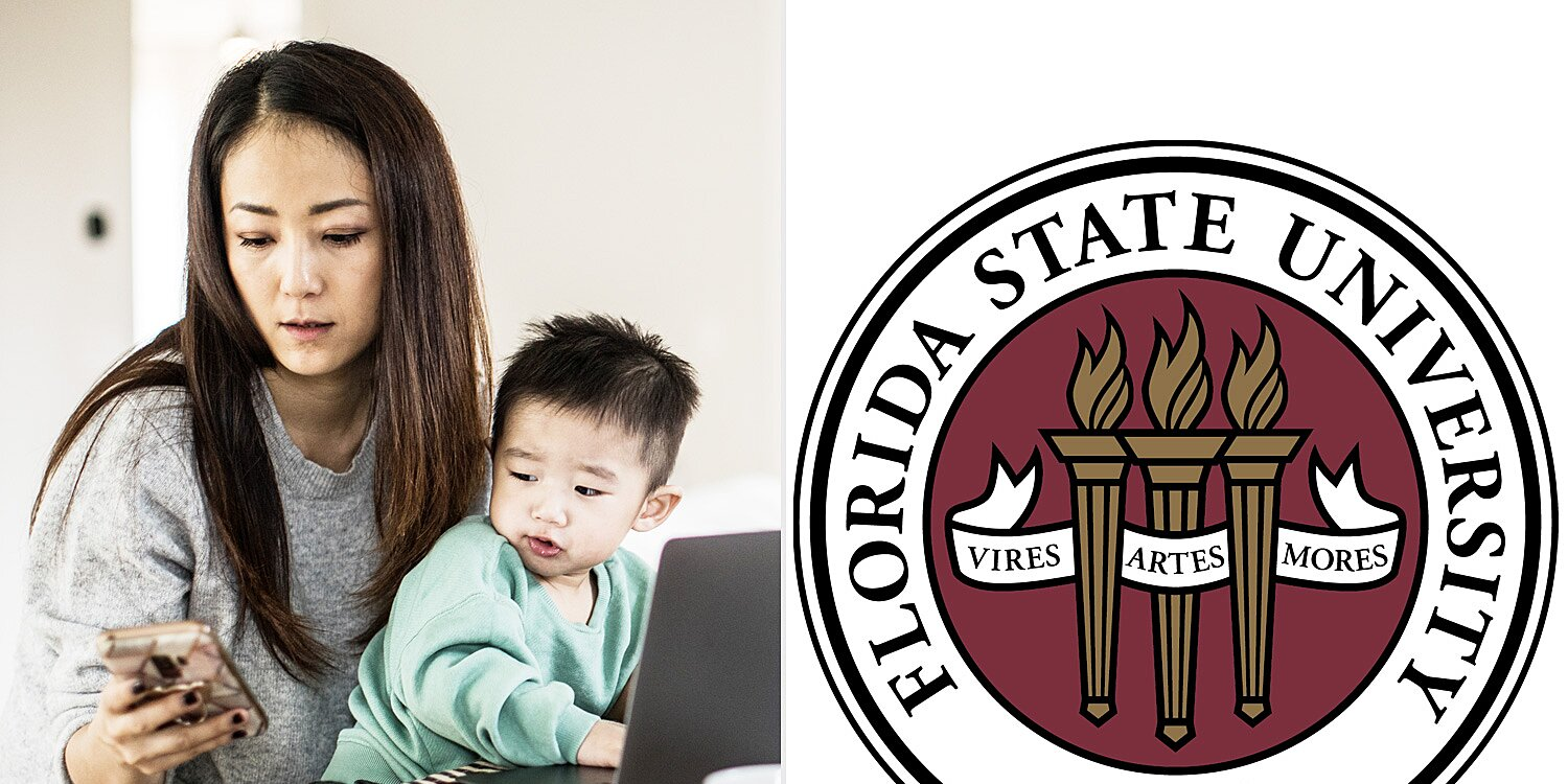 Florida State University to 'No Longer Allow Employees' to Care for Kids While Working Remotely