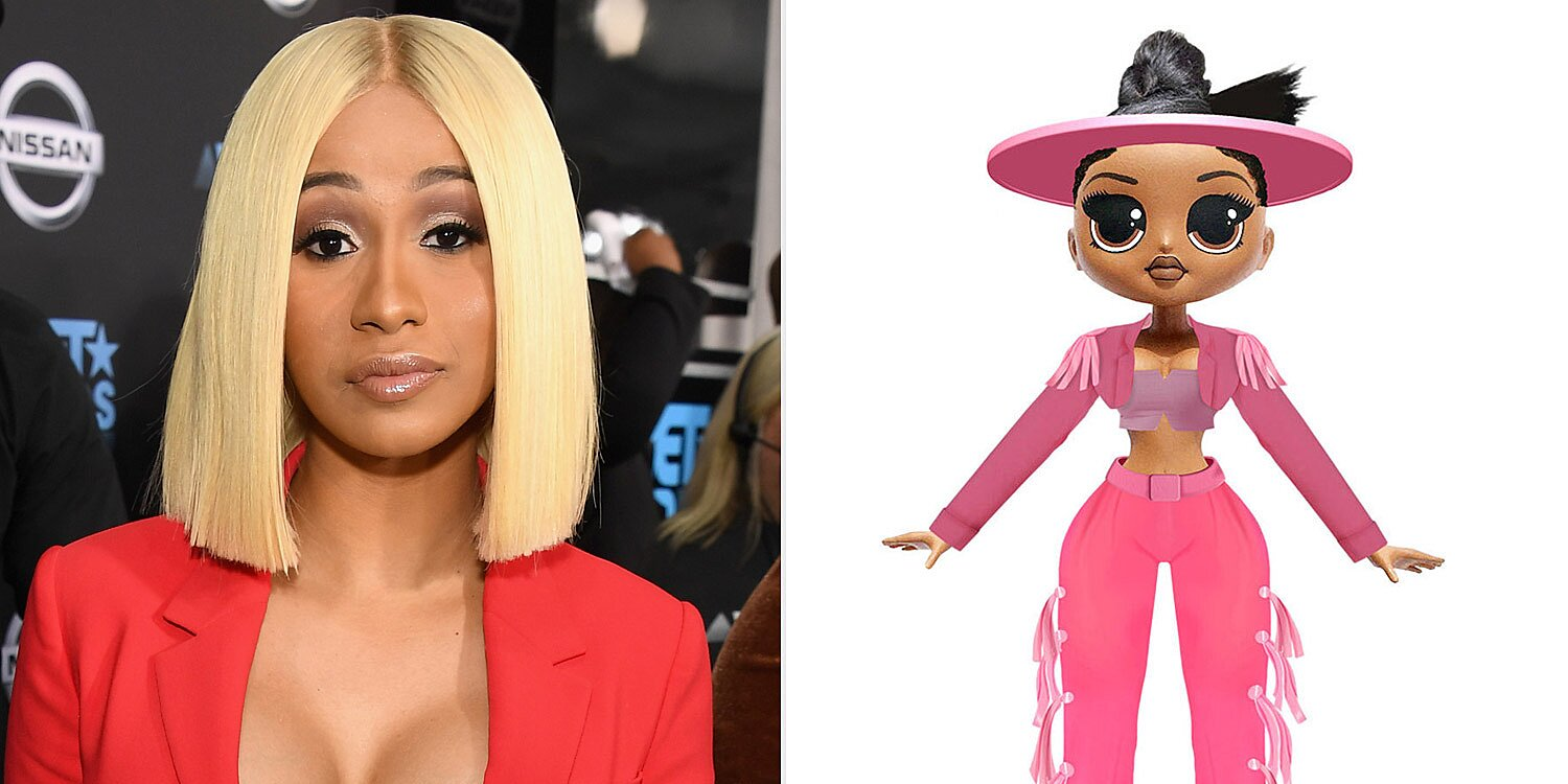 Cardi B Deactivates Twitter After Fans Slam Her Doll Release, Asking for New Music Instead.jpg