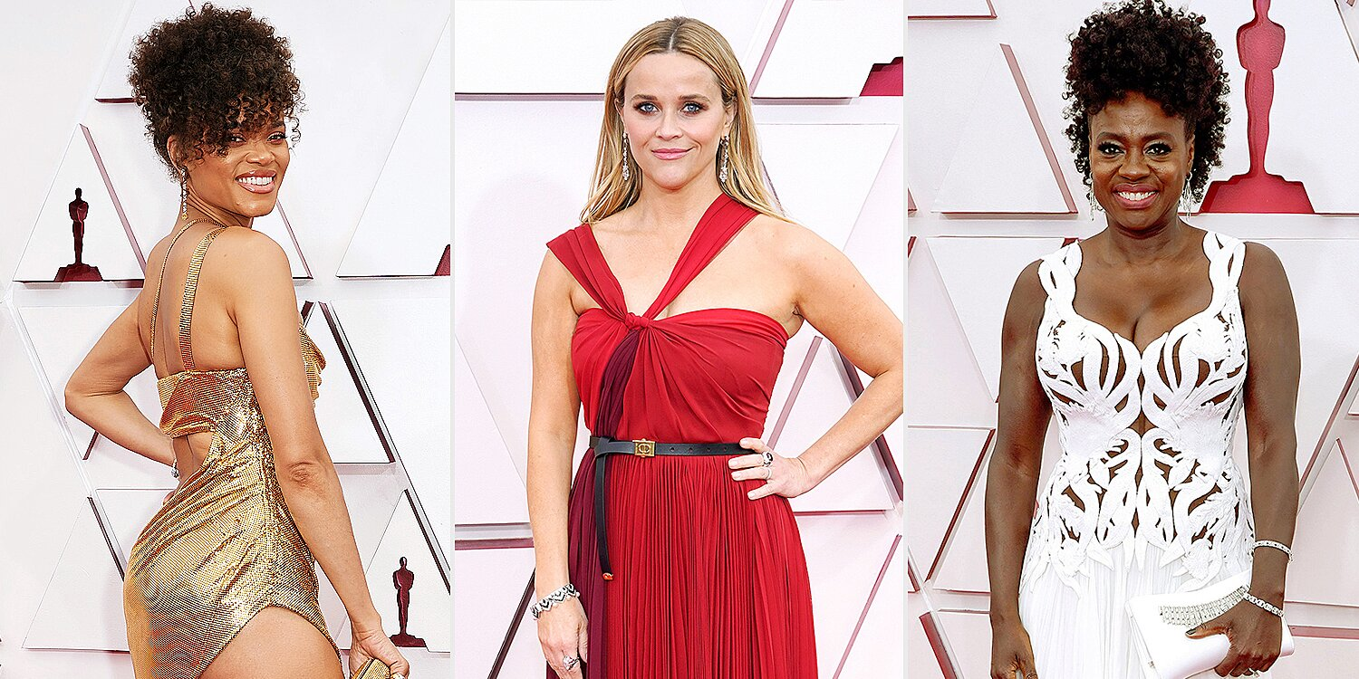 The Best Dressed Stars at the 2021 Oscars