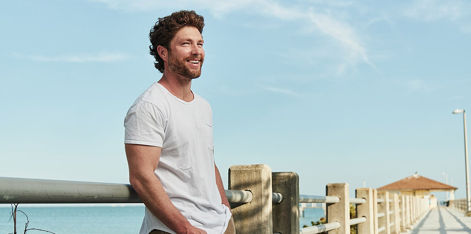 Chris Lane Releases Music Inspired by Kenny Chesney: 'I've Been Looking for a Song Like This My Whole Career'
