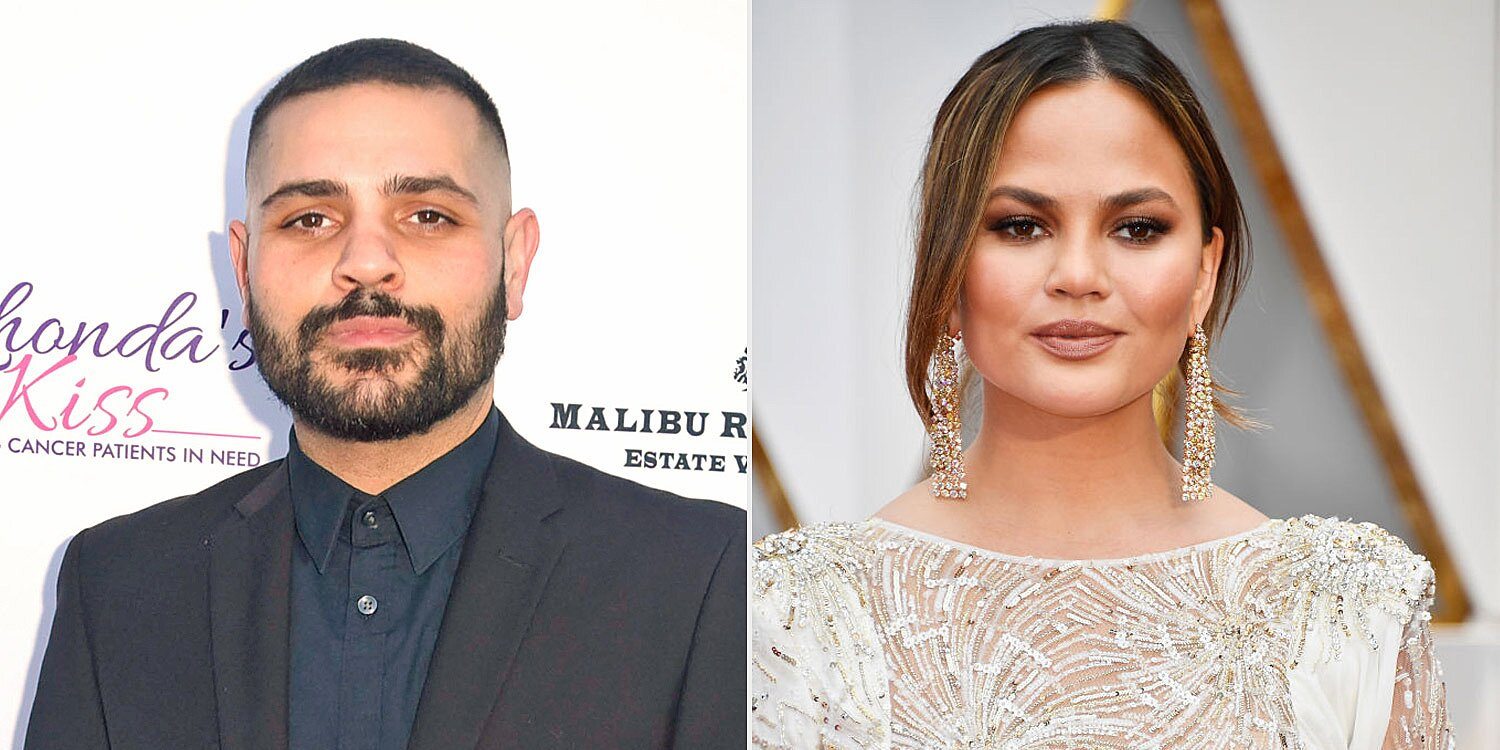 Chrissy Teigen's Team Claims Michael Costello Posted Fake Screenshots of Alleged Bullying: Report