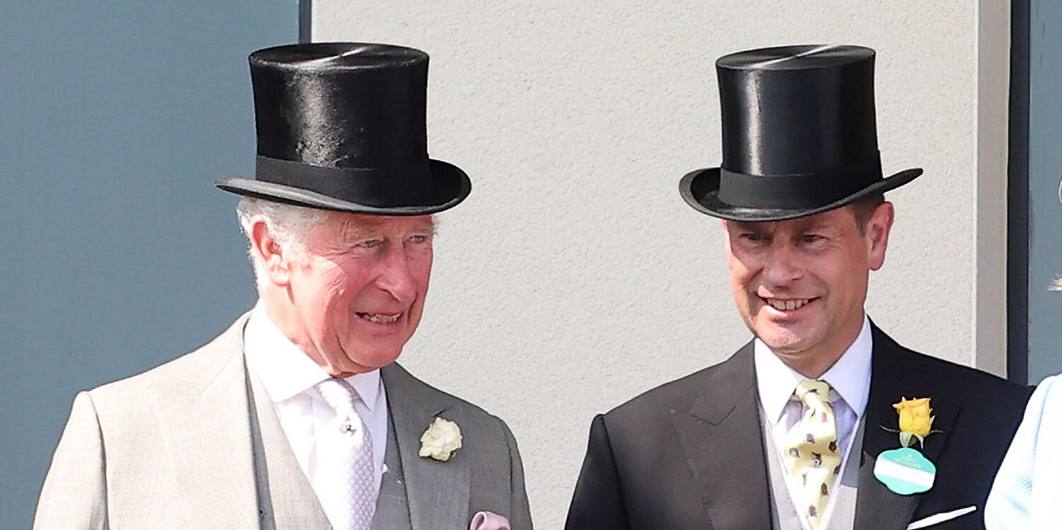 Prince Charles Wore a Longtime Go-To Suit - That's Nearly as Old as Prince William! - to Royal Ascot 2021.jpg