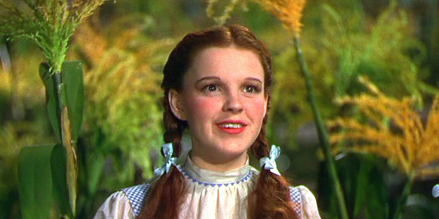 Judy Garland's Missing Wizard of Oz Dress Unearthed After Disappearing More Than 4 Decades Ago