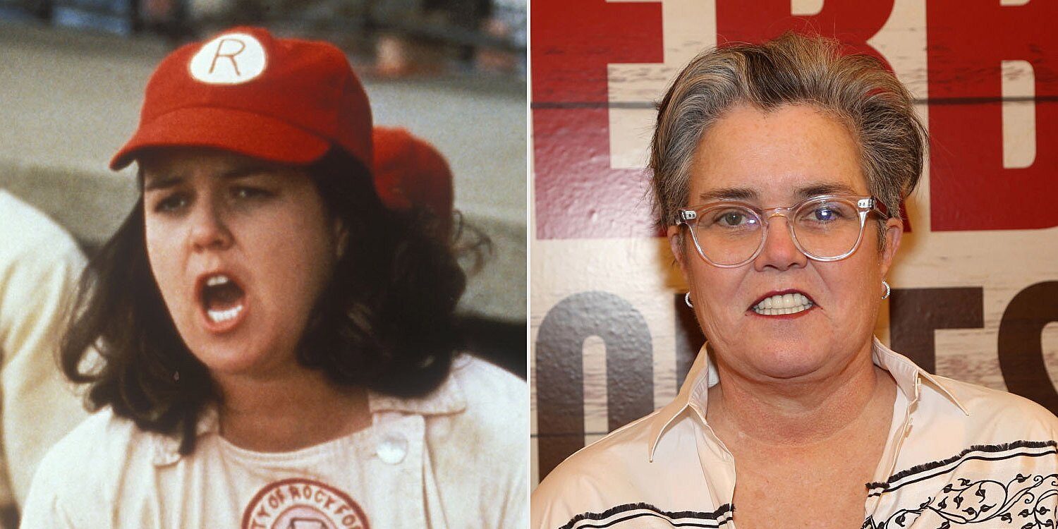 Rosie O'Donnell to Guest on Amazon's New A League of Their Own Series.jpg