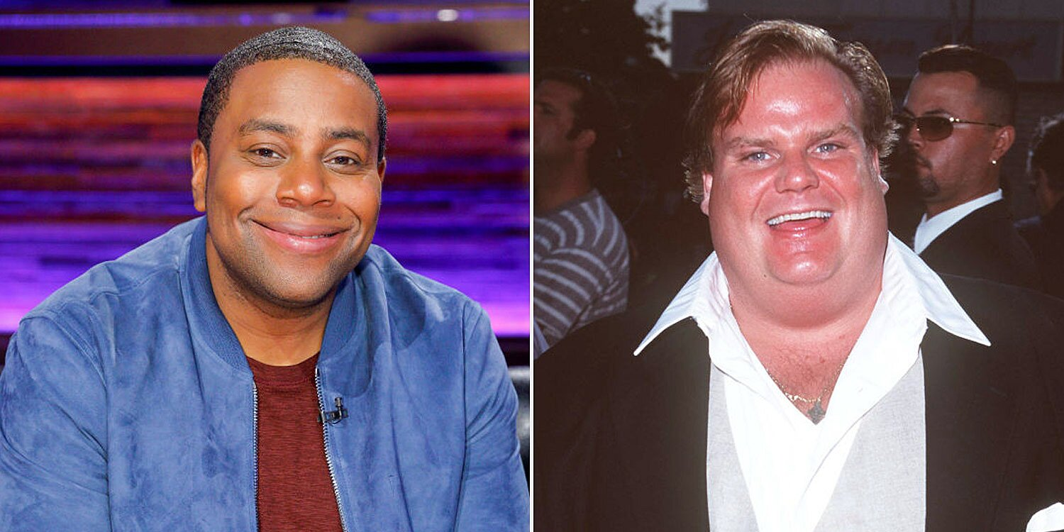 Kenan Thompson Reflects on Working with 'Pro' Chris Farley in the '90s and What He Learned from Him.jpg