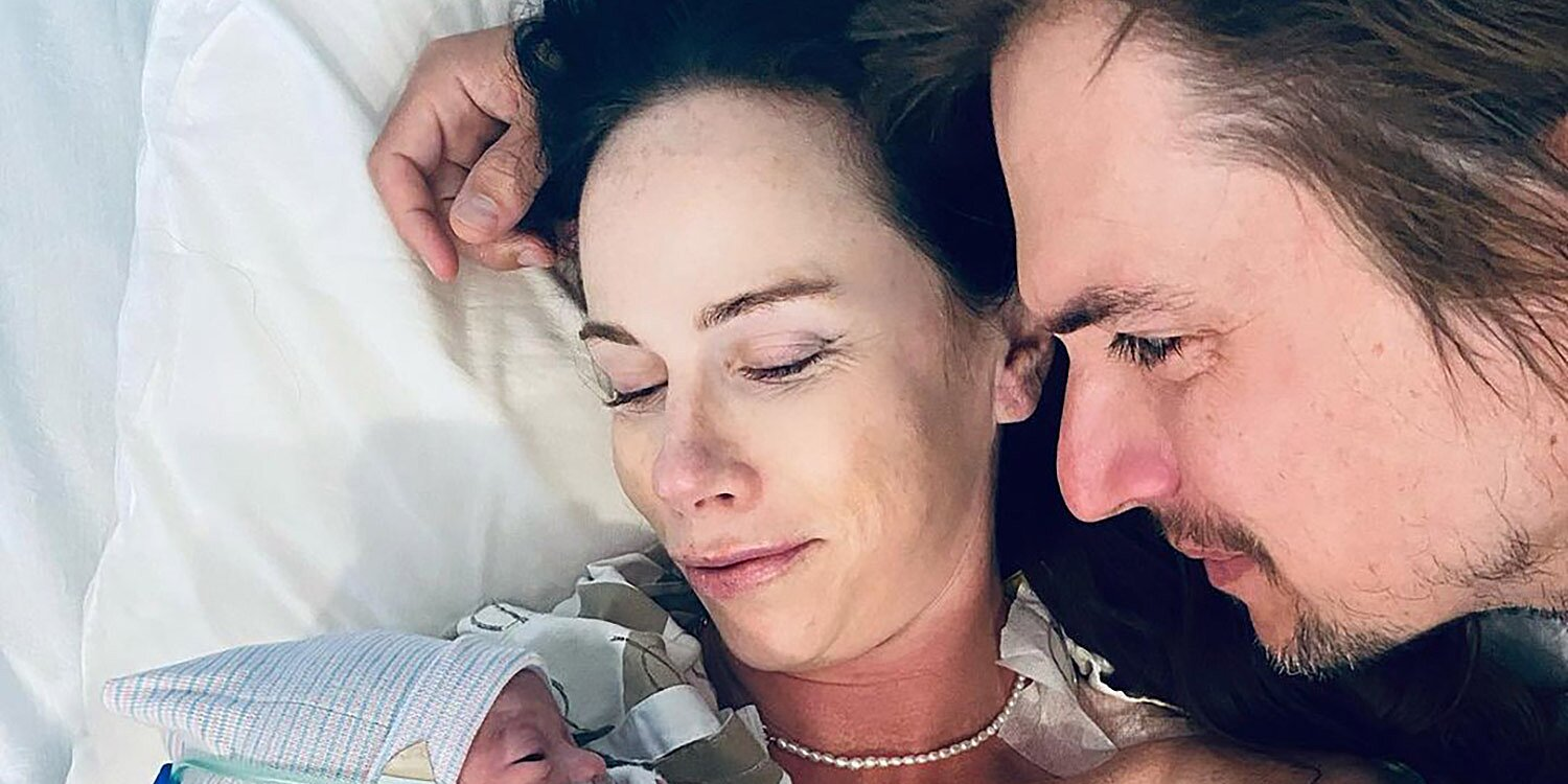 Laura Bush Says Granddaughter Cora Will Be Out of NICU 'Pretty Soon, I Hope': 'She's Doing Great'.jpg