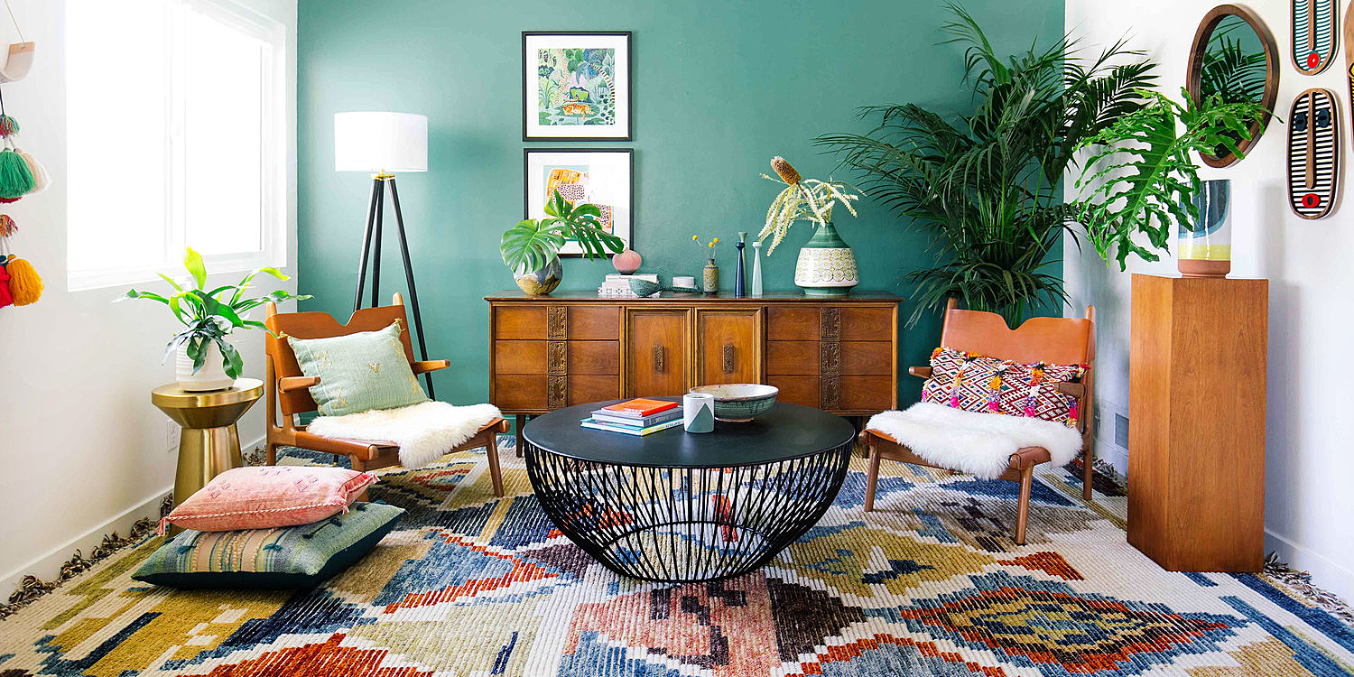 21 Easy Unexpected Living Room Decorating Ideas Real Simple