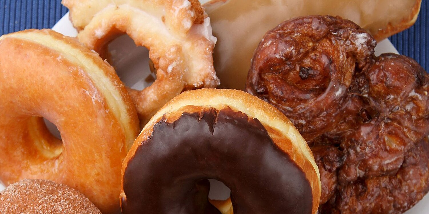 20 different types of doughnuts you need to know