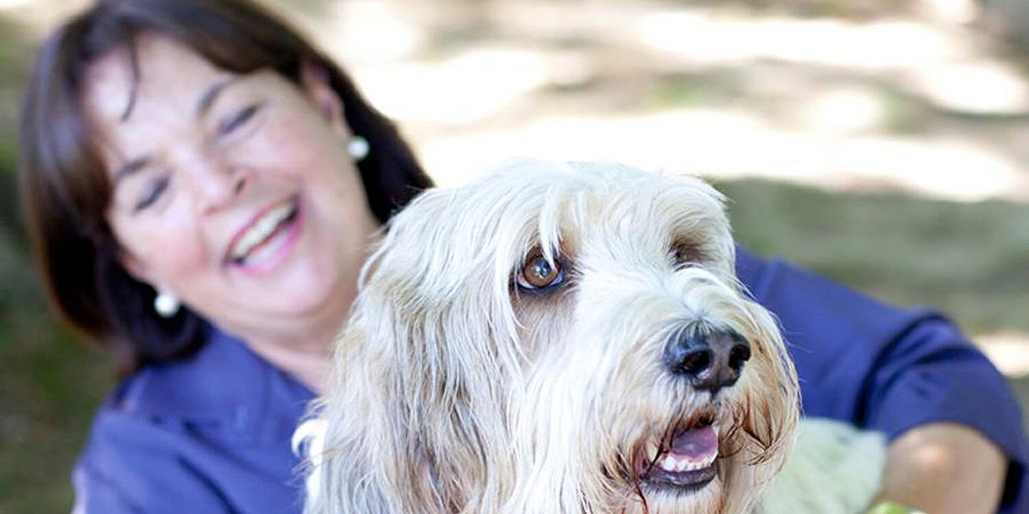I Just Found Out That Ina Garten Has a Recipe for Dog Treats and I'm Freaking Out