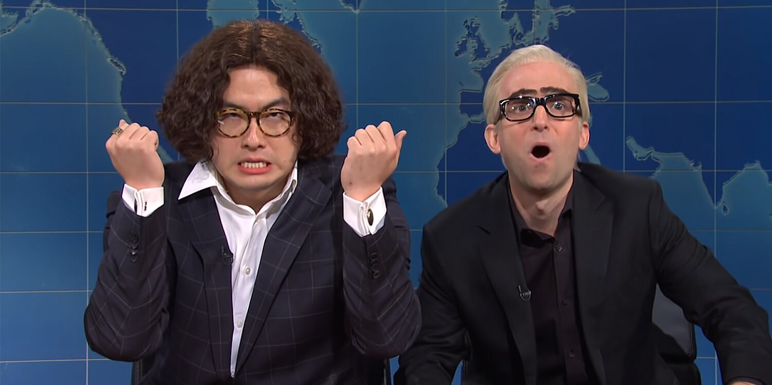 Bowen Yang says Fran Lebowitz disliking his 'SNL' impression is 'the highest compliment'