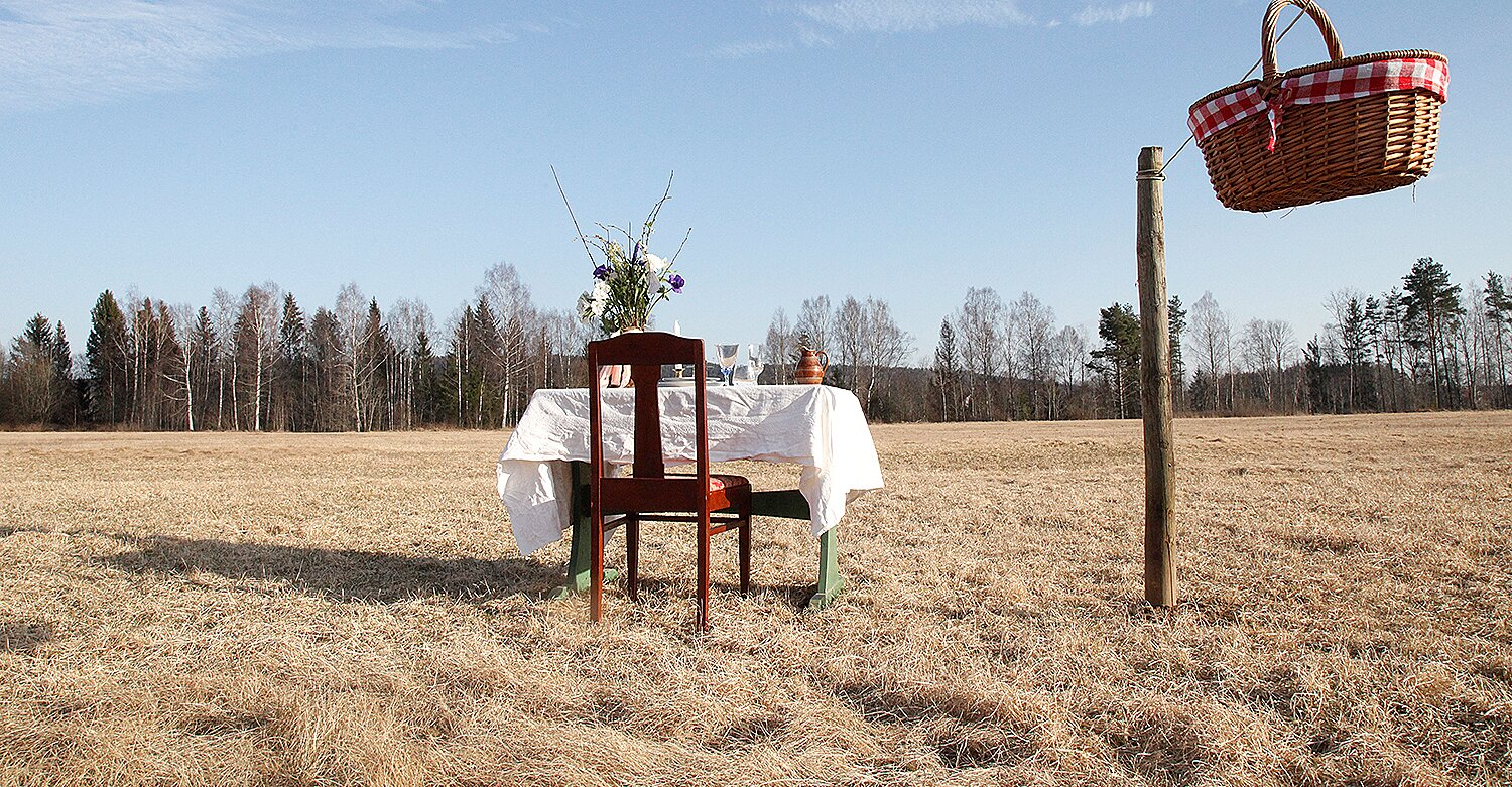 A One-Person Restaurant with No Servers Is Opening in the Middle of a Field in Sweden