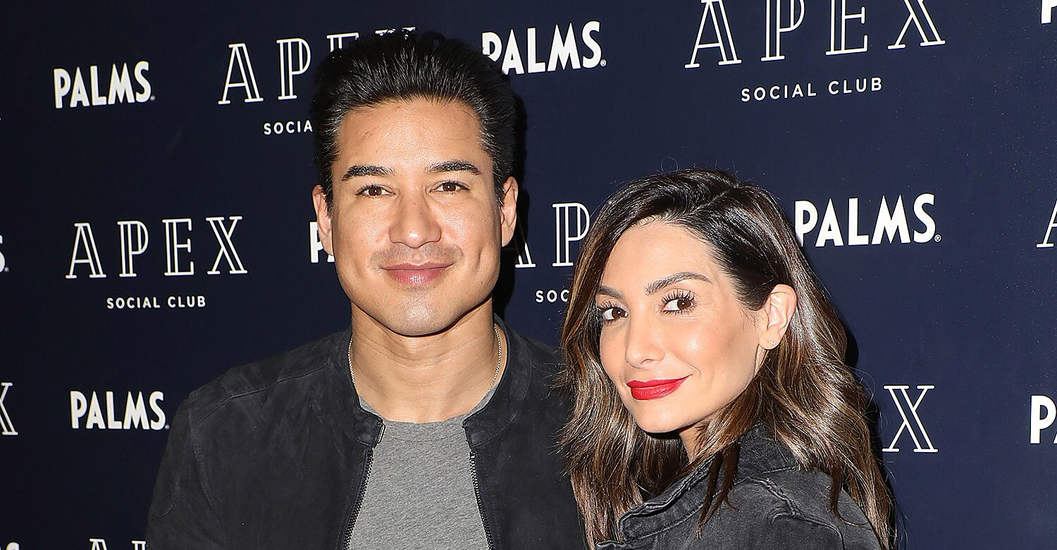 Mario Lopez Jokes That He And Wife Courtney Keep Busy With Sex