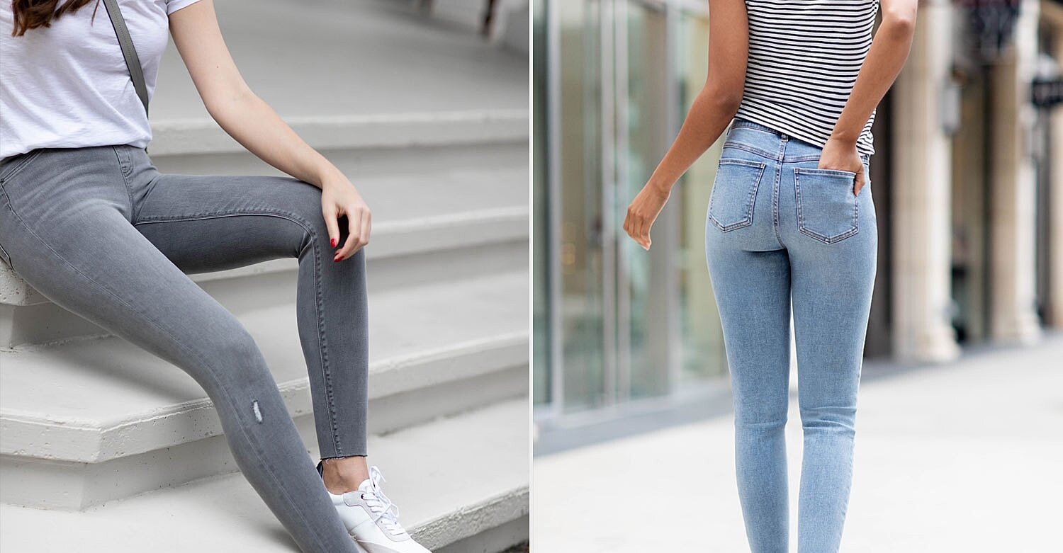 Spanx's Best-Selling Comfy Jeans Are All 30% Off This Memorial Day Weekend
